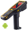 CipherLab CP-9730 Rugged, mobile, logistic and warehouse terminal, WIFI, laser, Android, 30 keys, USB, HC battery, Handle