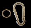 CipherLab Karabinka na opasek pro 2560 s poutkem