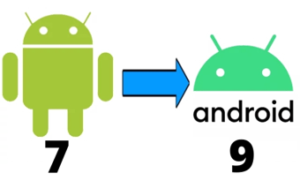 CipherLab Upgrade firmware pro RK25, WLAN, bez GMS na Android 9