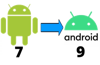 CipherLab Activation key for installing a higher version of the Android operating system