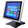 "Birch A8TS-S 10"" Touch POS-System (zFlat, N2800, 2GB RAM, 32GB SSD), ohne OS"