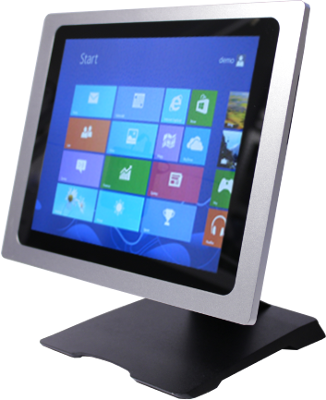 """Birch A8TS-S 10"""" dotykový pokladní systém (zFlat, N2800, 2GB RAM, 32GB SSD), bez OS"""