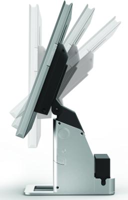 Modulární pokladní systém A8 - polohování LCD