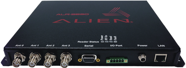 Alien ALR-9680 RFID čtečka, UHF 865.7-867.5 MHz, EMEA Kit