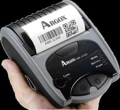 Argox AME-3230B Přenosná termotiskárna čárových kódů, Bluetooth