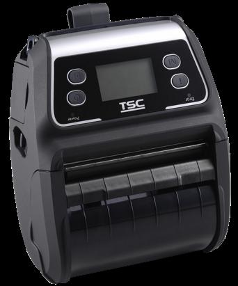 Mobilní tiskárna čárových kódů TSC Alpha-4L