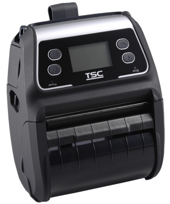 TSC Alpha-4L mobile bar code printer