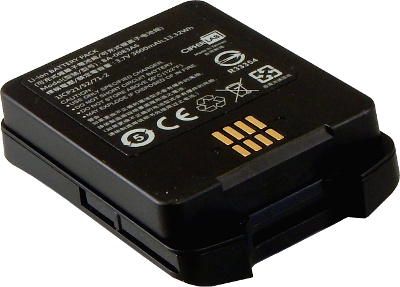 CipherLab Battery standard 3600 mAh for CP-9700