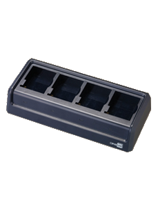 CipherLab 4-slot battery charger for CP-55