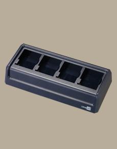 CipherLab 4-fach Akkuladegerät für CP-55