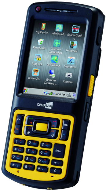 CipherLab CP55