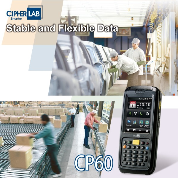 CipherLab CP60