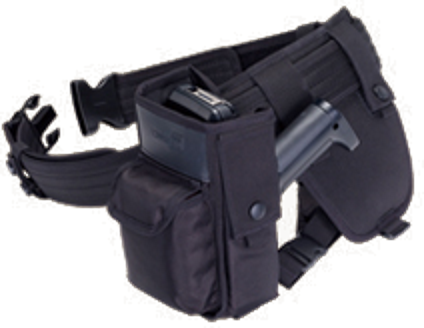CipherLab Belt Holster for CP60/9700/CP55/CP50 Series with Pistol Grip