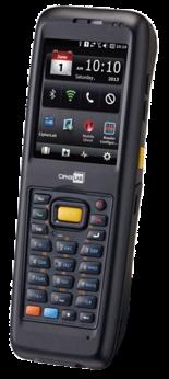 CipherLab CP-9200 WM 6.5 Pro, Laser & RFID, BT, Wi-Fi, 3G WCDMA, GSM, GPRS, EDGE, TFT QVGA