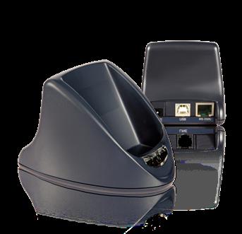 Opticon CRD-9723 kom. a dob. jednotka pro OPL-97xx, OPL-9815, PX-36, RS232 & USB