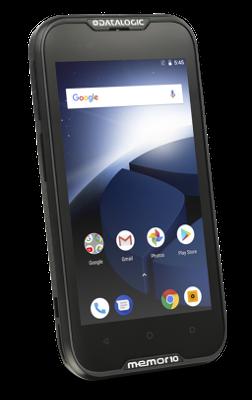 Mobilní terminál Memor 10, WLAN, LTE,GMS, 2D, Android 8.1, černý