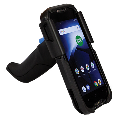 Prenosný ručný počítač Memor 10, WLAN, LTE,GMS, 2D, Android, čierny