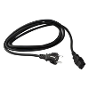 Datalogic Napájací kábel k zdroju, AC, IEC/EU