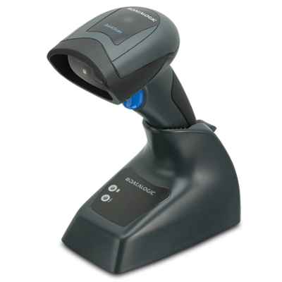Datalogic QuickScan QBT2430: bezdrátový snímač 1D/2D kódů, USB KIT, černý