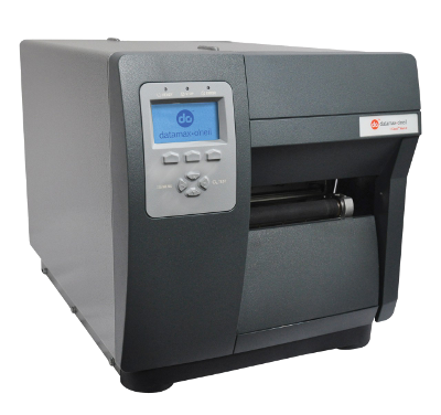 Honeywell Datamax I-4212 Mark II, Barcode-Drucker, 203dpi, LCD-Display, TT, DT, USB, seriell, LAN