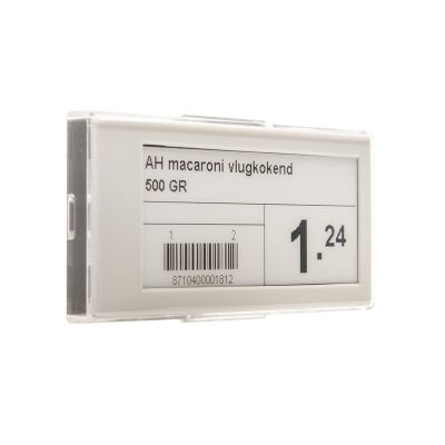 "EE-290- elektronická cenovka 2,9"""