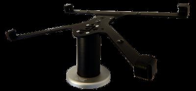ES Stojánek pro X-Frame, fixní, nízký, černý