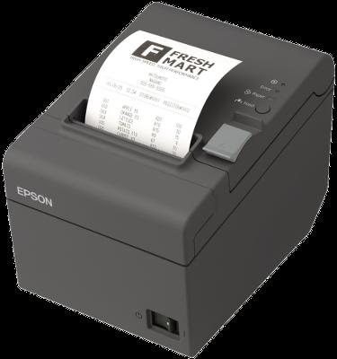 Epson Pokladní termo tiskárna TM-T20II, USB, LAN