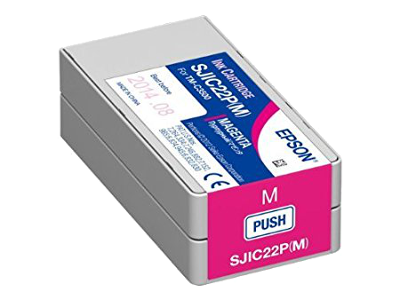 Epson Inkoust do tiskárny Epson TM-C3500 - purpurový