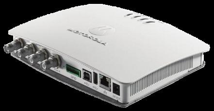 Zebra FX7500 4-port RFID čtečka pro všechna světová pásma, UHF Gen2
