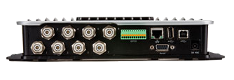 Motorola - FX9500 8-port RFID, Steckverbinder