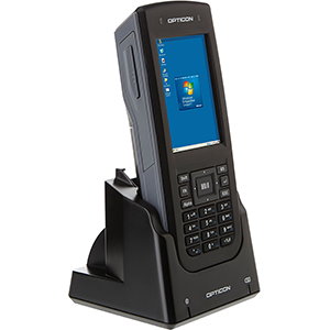 H32 Rugged Windows Embedded Compact 7 Mobile Device with 1D Laser Barcode Scanner