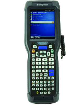 Honeywell CK75 mobile terminal