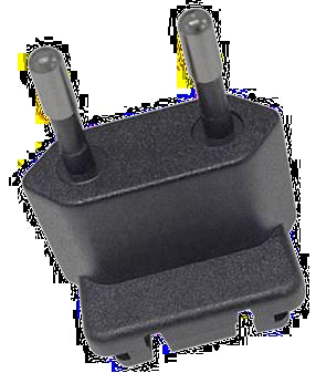 Honeywell EU adaptér na vidlicu pre 5VDC zdroj Honeywell (D-6100, D-6500, D-7600)