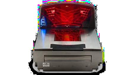 Stratos 2421 - pultový snímač, pripravený na váhu, diamantové sklo
