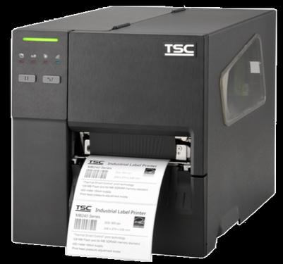 TSC MB340 Priemyselná tlačiareň čiarových kódov, 300 dpi, 6 ips
