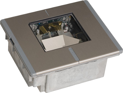 Honeywell MK-7625 Horizon, všesměrový laserový pultový snímač, kovový kryt, KBW