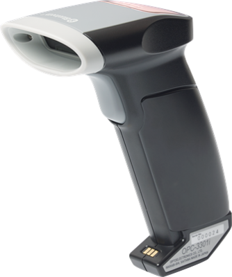 OPC-3301 Wireless-CCD-Scanner 1D-Barcodes