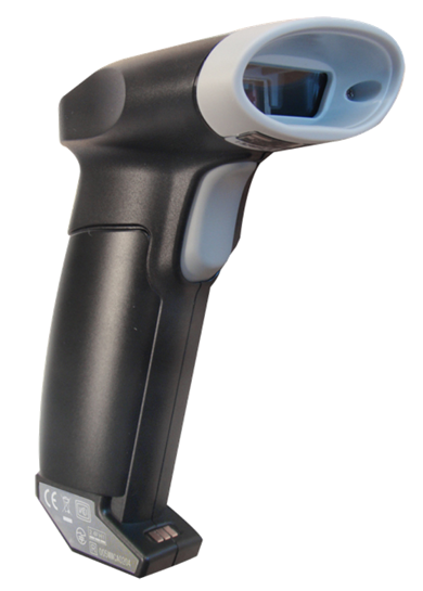 Opticon OPR-3301 - jen bezdrátová laserová čtečka, Bluetooth, IP42, černá