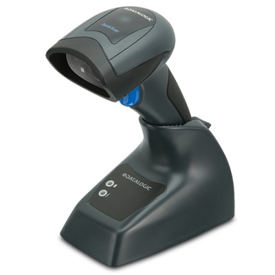 Datalogic QuickScan, Wireless scanner,  KIT: USB, BT, 1D/2D