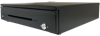 Birch POS-223 Cash Drawer Large, 6P24V, Black