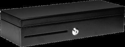 Birch POS-303 Pokladní zásuvka Flip-Top, 6P24V, černá