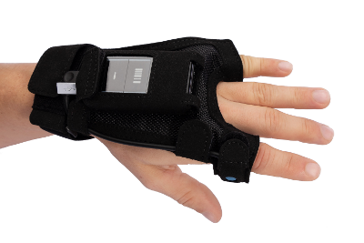 Opticon Glove for PX-20 - left hand