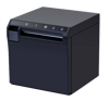 Birch QX3 Cube POS Receipt Convertible Printer with autocutter, USB+LAN, black