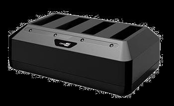CipherLab Dobíječka 4 baterií pro RS31