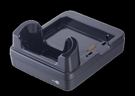 CipherLab Komunikační a dobíjecí stojan pro RS35, LAN, 2x baterie