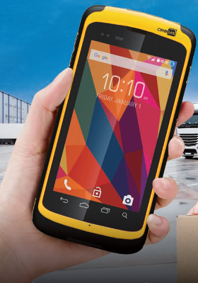 RS50: Odolný Smartphone, Android