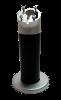 ES Stojánek pro X-Frame, fixní, rovný, černý, otočný vodorovně