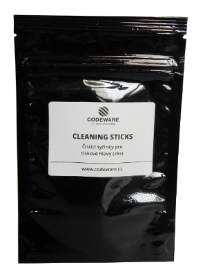 Cleaning sticks for printheads (2 pcs)