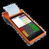 Sunmi V1, Touch tragbare Kasse mit dem Drucker und POS-Software für EET