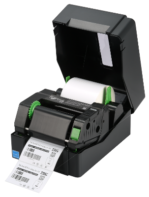 TE200, TE300 Desktop Thermal Transfer Bar Code Printer
